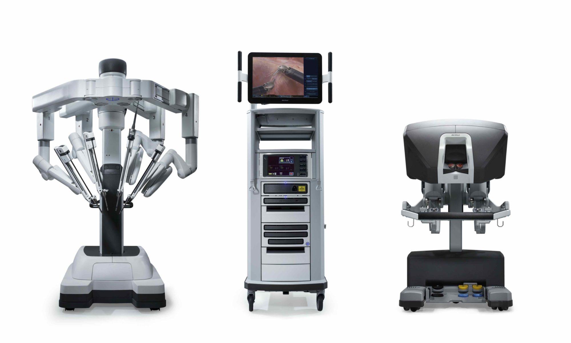 Ginecología Robótica